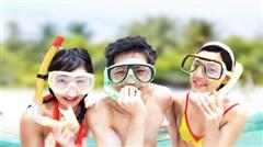 <巴厘岛机票+当地4晚5日游>2人一团,专车专导,爱浮潜,爱SPA,爱五星,就爱这样的巴厘