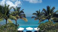 <巴厘岛4晚5日游>金巴兰十大落日,蓝点海景下午茶,海神庙,情人崖,库塔海滩