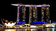 <新加坡-马来西亚6日游>新旅局推荐 全程0自费 新加坡2晚 金沙空中花园 波德申水上屋 云顶高原 老巴刹小吃广场  不走回头路