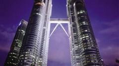 <新加坡-马来西亚4晚5日游>圣淘沙 海洋馆 滨海湾花园 黄金海岸波得申 一晚入住大红花水上屋 云顶