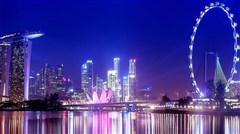 <新加坡-马来西亚-波德申-吉隆坡双飞4晚5日游>圣淘沙,云顶高原,私人沙滩,升级一晚国五,深圳出发