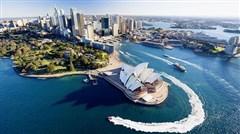 <澳洲大堡礁9天游>大洋路名城之旅,悉尼歌剧院、绿岛大堡礁、大洋路、十二门徒岩、热带雨林、国泰航空、深去港回