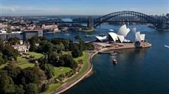 <澳洲机票+当地8晚10日游>悉尼 凯恩斯 布里斯班 黄金海岸 墨尔本  大堡礁 大洋路 天堂农庄 含直升飞机