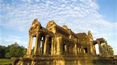 <柬埔寨吴哥一地3晚4日游>大小吴哥窟、塔普伦寺、巴肯山落日,玩转高棉风