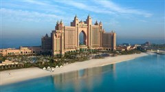 <迪拜-阿布扎比-沙迦6日游>双园游玩,亚特水族馆/亚特晚餐/特色木船游迪拜河,EKA380直飞