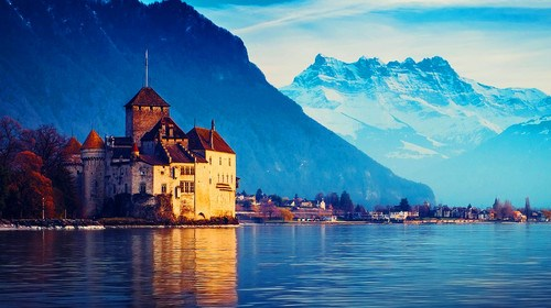 【意大利】[当季]<法国+瑞士+意大利10-12日游>一价全含,瑞士五大名城,冰川3000玩雪,西庸城堡,黄金列车,法国米其林,塞纳河游船,贡多拉,凡尔赛宫,WiFi