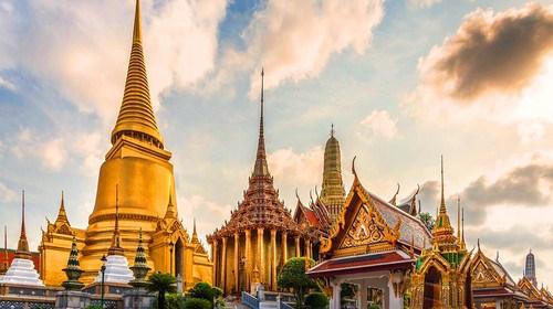 【泰国】[当季]<曼谷-大城-芭提雅6日游>正点航班,全程0自费,升级2晚五星酒店,神奇泰国之旅,探秘失落古城,格兰岛快艇出海,骑大象赏人妖