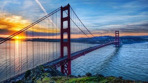 【美国】[当季]<美国阳光西海岸10-11日游>西海岸深度游,游迷人17英里湾,1号公路,美国明星城市洛杉矶,拉斯维加斯