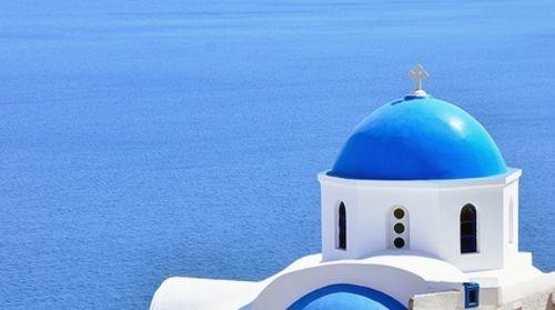 【葡萄牙】lt;希腊西班牙葡萄牙12日游> 圣托里尼 巴塞罗那 雅典卫城 升级悬崖酒店 入内参观马德里皇宫 西班牙海鲜饭 全程四星