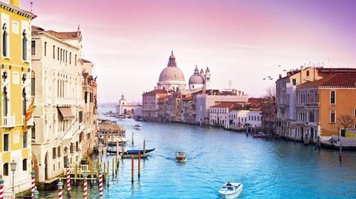 【意大利】[春节]<欧洲六国10-13日游> 法国卢浮宫 瑞士小镇琉森因特拉肯 意大利威尼斯米兰佛罗伦萨 卢森堡 德国