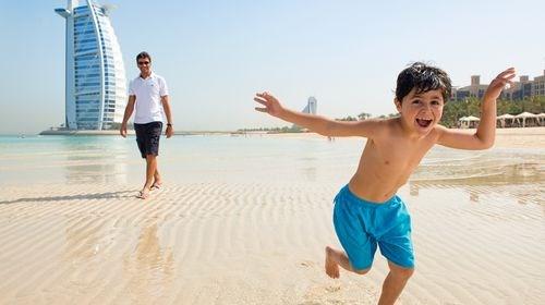 【迪拜】<阿联酋迪拜6日游>阿提哈德航空直飞/深起港止/夜游清真寺/棕榈岛/A线含YAS水世界和法拉利门票/可升级酒店