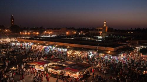 【摩洛哥】摩洛哥8-10日游>碟中谍5取景地、天方夜谭的神话之地非斯古城、艾本哈度村、马拉喀什 B行程10天