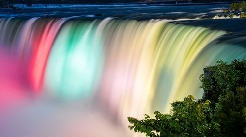 【美国】<自然-美国东海岸布法罗-雪城-千岛湖8日包团定制游>1至10人精品团,专车专导,3大州立公园,五指湖,大瀑布,含国际机票