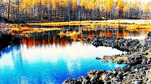 【呼伦贝尔】<呼伦贝尔草原-阿尔山森林公园-满洲里-国门-呼伦湖双飞6日游>纯净草原迎宾,一湖一山,深度游览