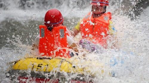 【古龙峡】<清远1日游>古龙峡全程漂 纯玩无购物 含午餐 送水