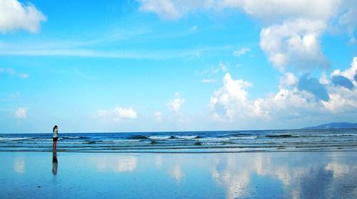【上川岛】<上川岛飞沙滩2日游>猛虎峡漂流或富丽湾温泉2选1