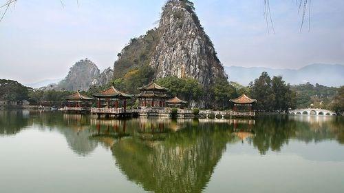 【肇庆】<肇庆七星岩-鼎湖山2日游>登山、祈福、观光