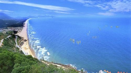 【海陵岛】<阳江海陵岛-十里银滩2日游>住海边、品美食、纯玩无购物
