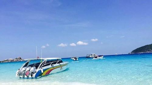 【泰国】<泰国普吉岛4晚6日游>直飞普吉 眺望安达曼180度全海景 2晚巴东安达凯拉酒店和2晚私人别墅或泳池连房酒店