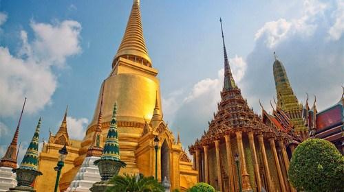 【泰国】<泰国曼谷-芭提雅5晚6日游>全程0自费推一罚十,巧克力山庄、76层自助餐、人妖歌舞表演、月光岛出海 嗨玩曼芭 已含签证导服费