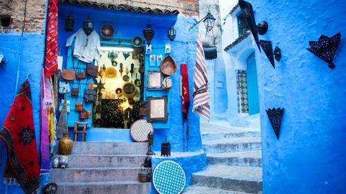 【南非】[当季]<摩洛哥+突尼斯12日游>卡塔尔航空香港起止,蓝白小镇,菲斯古城,迦太基古城,卡萨布兰卡,撒哈拉沙漠