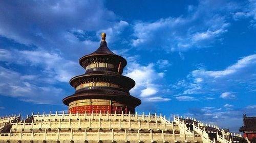 【北京】<北京-故宫-天坛-颐和园-八达岭长城-王府井双飞6日游>0购物、皇城全景游、暑假游