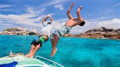 <曼谷-芭堤雅-普吉岛-斯米兰10日游>、全程0自费、独家升级潜水胜地斯米兰群岛、邂逅大海龟、网红餐厅、五星酒店、三天出海跳岛浮潜