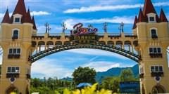 <河源巴伐利亚庄园温泉度假村2日游>指定住美思皇家度假酒店山景房、含自助早、俄罗斯皇家大马戏、畅游德式童话小镇