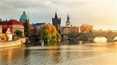 [春节]<东欧9-11日游>双旦热卖,四星,布拉格城堡,双世遗小镇哈尔施塔特和CK小镇,美泉宫后花园