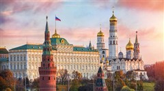 <俄罗斯双首都谢镇8日游>莫斯科 圣彼得堡 金环谢镇 两大皇家庄园 东正教教堂 含克林姆林宫、莫斯科地铁站入内参观
