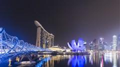 <新加坡-马来西亚5日游>上山下海 云顶高原,波德申,滨海湾花园