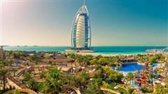 <迪拜-阿布扎比6日游>安排深圳一晚住宿,阿布扎比升级一晚国五,棕榈岛缆车,阿联酋航空