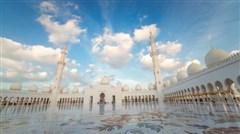 <迪拜-阿布扎比阿联酋6日游>香港EK,升级1晚万豪或威斯汀或其他,享帆船酒店早餐,亚特酒店午餐,180度失落海底世界水族馆,劳斯莱斯畅游迪拜
