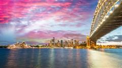 <澳大利亚-悉尼-凯恩斯8日游>南航直飞,华南地区均可联运,直升机巡游,可伦宾赏羊毛秀,绿岛大堡礁,浪漫游船用西餐