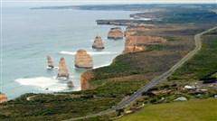 <澳大利亚-悉尼-黄金海岸-布里斯班-墨尔本8天游>悉尼歌剧院、蓝山国家公园黄金海岸内河巡游、可伦宾动物园、墨尔本大洋路奇景、含签证服务费