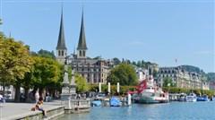 <神曲号地中海巡游+瑞士雪山12天>6月1日 上海往返 英格堡小镇 卢塞恩 伯尔尼老城