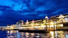 D<泰国曼谷-芭提雅5晚6日游>Ins风,6人小包团,无自费,曼谷升级1晚国五,金沙岛出海,网红拉差达火车/摩天轮夜市,悬崖海景餐厅