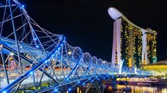 D<新加坡-马来西亚5日游>0自费含导服,单人保证拼房,深航直飞,圣淘沙名胜世界/云顶高原完转新马,马六甲古城,享南洋风情,品特色美食