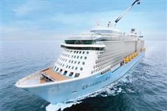 <皇家加勒比海洋量子号上海-福冈-上海4晚5日> 上海登船