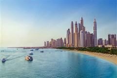 <地中海邮轮辉煌号阿拉伯海巡游10日>  深圳往返 限时免费升级 奇迹迪拜之旅
