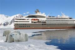 <北极+北欧五国-庞洛邮轮北极熊号-摄影巡游18日> 北上港出发斯瓦巴尔群岛寻找北极熊 畅游挪威,芬兰,瑞典,丹麦,冰岛 泡蓝湖温泉