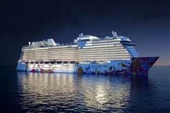 <每周五出发 星梦邮轮世界梦号香港-公海-香港3天2晚之旅>可选广州上下船  单船票