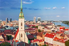 <维京河轮多瑙河浪漫之旅9晚10日>布拉格到布达佩斯,全中文礼宾服务探索欧洲