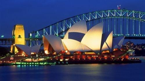 【澳大利亚】<澳大利亚大堡礁8天游>海航深圳直飞,蓝山国家公园,悉尼海港游船,绿岛大堡礁,华纳电影世界,天堂农庄