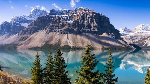 【加拿大】<加拿大西海岸-落基山11天游>探索落基山脉,冰川,优鹤,班夫三大国家公园, 温哥华深度游,饱览自然景色