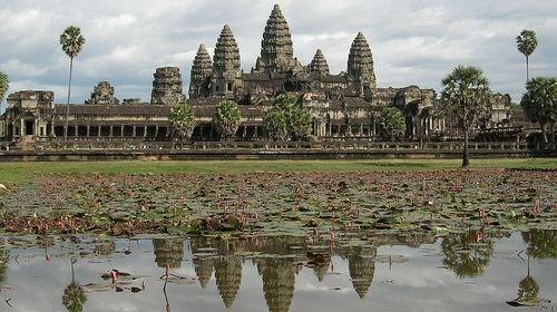 柬埔寨5日游