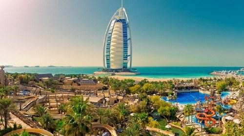 【迪拜】<迪拜-阿布扎比6日游>安排深圳一晚住宿,阿布扎比升级一晚国五,棕榈岛缆车,阿联酋航空