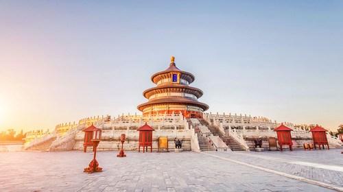 【北京】<北京双飞5日游>天安门广场、登天安门城楼、故宫、北京烤鸭
