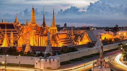 【泰国】<泰国曼谷-芭堤雅6日游>尾货特卖,含提前签证/导服费,玩转泰国,玉叶大厦自助餐,热带水果园,畅游金沙岛,人妖秀嗨翻天