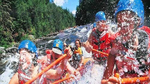 【黄腾峡】[暑假]<清远黄腾峡-山水乐园汽车1日游>深圳出发,玩转漂流之王,尽享湿身体验,惊险刺激